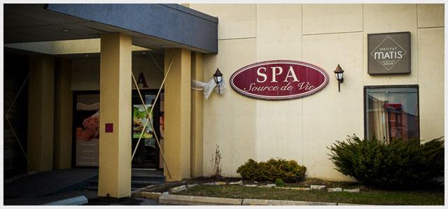 spa et massage